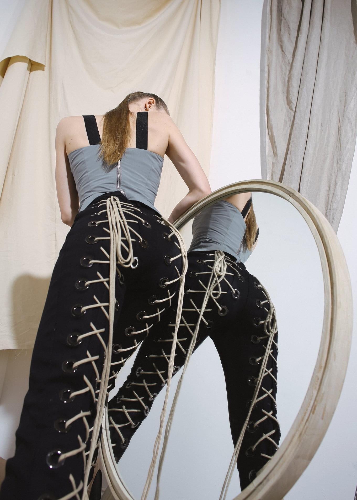 THE EMPTY INDUSTRY | Photo: Anastasia Belyaeva | Makeup + Hair: Anastasia Bezhan